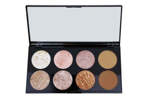 Makeup Revolution Ultra Blush paleta tvářenek odstín Golden Sugar 13 g Tvářenky