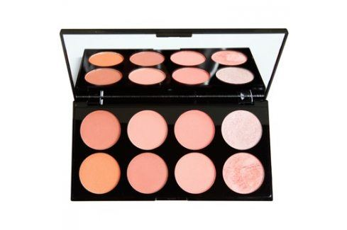 Makeup Revolution Ultra Blush paleta tvářenek odstín Hot Spice 13 g Tvářenky