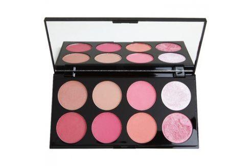 Makeup Revolution Ultra Blush paleta tvářenek odstín Sugar and Spice 13 g Tvářenky