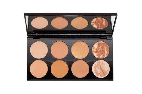 Makeup Revolution Ultra Bronze paleta na kontury obličeje  13 g Kontury obličeje