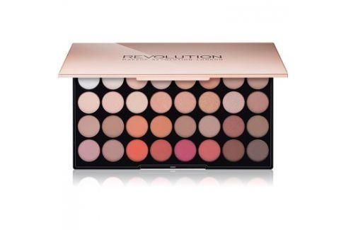 Makeup Revolution Ultra Flawless 3 paleta očních stínů odstín Resurrection 20 g Oční stíny