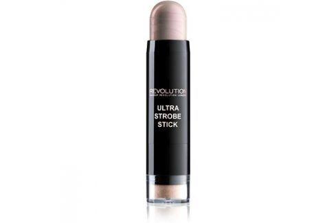 Makeup Revolution Ultra Strobe Stick rozjasňující tyčinka odstín Euphoria 5,5 g Rozjasňovače