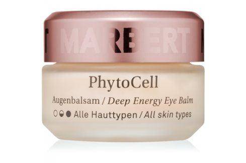 Marbert Anti-Aging Care PhytoCell oční balzám proti příznakům stárnutí  15 ml Proti vráskám