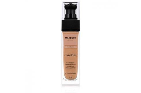 Marbert CarePlus hydratační make-up SPF 20 odstín 02 Natural Beige 30 ml up
