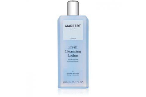 Marbert Fresh Cleansing pleťová voda  400 ml Čisticí vody