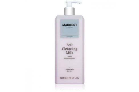 Marbert Soft Cleansing čisticí mléko pro citlivou a suchou pleť  400 ml Čisticí mléka