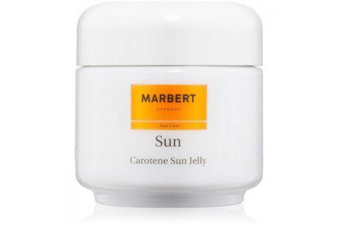 Marbert Sun Carotene Sun Jelly bronzující gel na obličej a tělo SPF 6  100 ml Na tělo