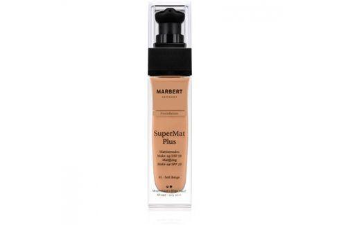 Marbert SuperMatPlus matující make-up SPF 20 odstín 01 Soft Beige 30 ml up