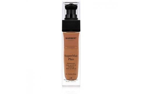 Marbert SuperMatPlus matující make-up SPF 20 odstín 04 Suntan Beige 30 ml up