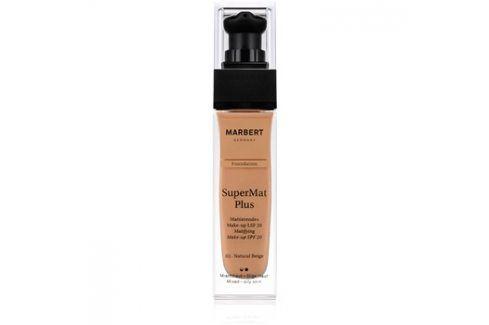 Marbert SuperMatPlus matující make-up SPF 20 odstín 02 Natural Beige 30 ml up