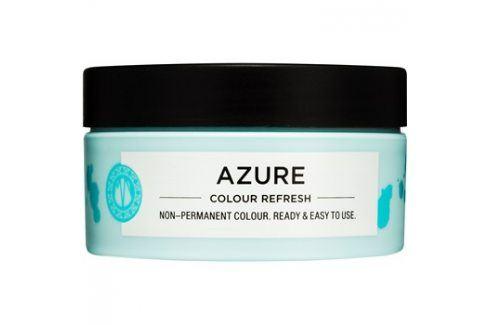 Maria Nila Colour Refresh Azure jemná vyživující maska bez permanentních barevných pigmentů výdrž 4-10 umytí 0.11 100 ml Barvy na vlasy