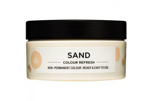 Maria Nila Colour Refresh Sand jemná vyživující maska bez permanentních barevných pigmentů výdrž 4-10 umytí 8.32 100 ml Barvy na vlasy