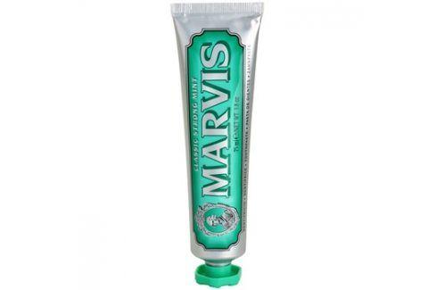 Marvis Classic Strong Mint zubní pasta  75 ml Pro kompletní ochranu