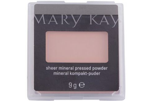 Mary Kay Sheer Mineral pudr odstín 2 Beige  9 g Pudry