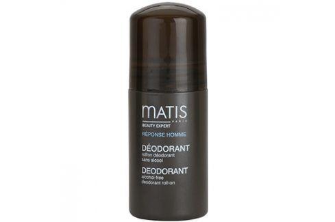 MATIS Paris Réponse Homme deodorant roll-on pro všechny typy pleti včetně citlivé  50 ml Deodoranty