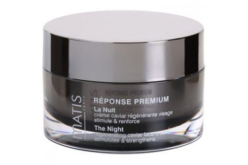 MATIS Paris Réponse Premium noční regenerační krém proti stresu  50 ml Proti vráskám