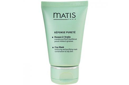 MATIS Paris Réponse Pureté čisticí maska pro mastnou pleť  50 ml Pleťové masky