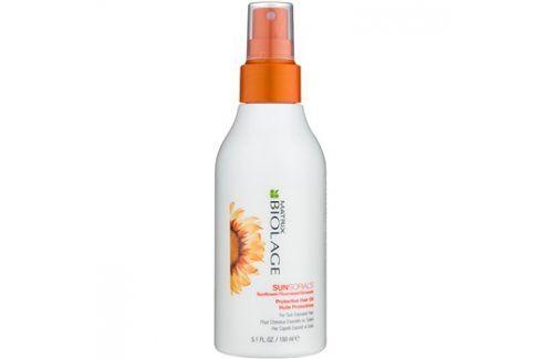 Matrix Biolage Sunsorials ochranný olej pro vlasy namáhané sluncem  150 ml Pro UV ochranu vlasů