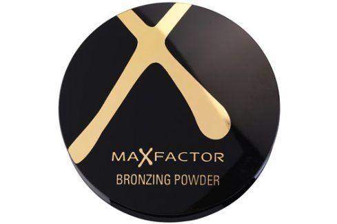 Max Factor Bronzing Powder bronzující pudr odstín 02 Bronze  21 g Pudry