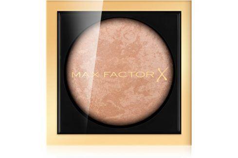 Max Factor Creme Bronzer bronzer odstín 05 Light Gold Tvářenky