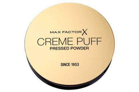 Max Factor Creme Puff pudr pro všechny typy pleti odstín 75 Golden  21 g Pudry