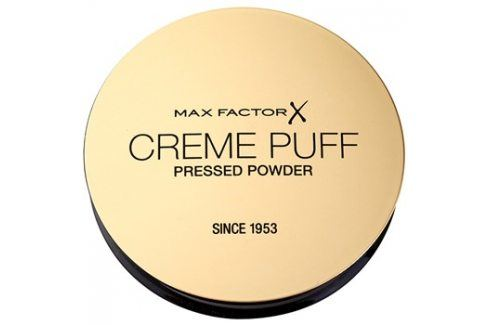 Max Factor Creme Puff pudr pro všechny typy pleti odstín 55 Candle Glow  21 g Pudry