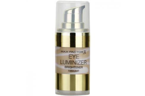 Max Factor Eye Luminizer rozjasňovač na oční okolí odstín Fair/Light 15 ml Rozjasňovače