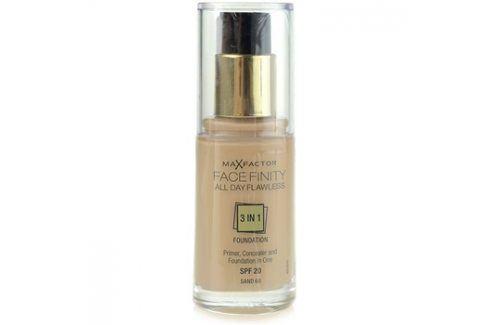 Max Factor Facefinity make-up 3 v 1 odstín 60 Sand SPF20  30 ml up