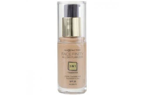 Max Factor Facefinity make-up 3 v 1 odstín 75 Golden SPF20  30 ml up