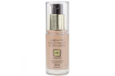 Max Factor Facefinity make-up 3 v 1 odstín 50 Natural SPF20  30 ml up