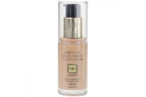 Max Factor Facefinity make-up 3 v 1 odstín 80 Bronze SPF20  30 ml up