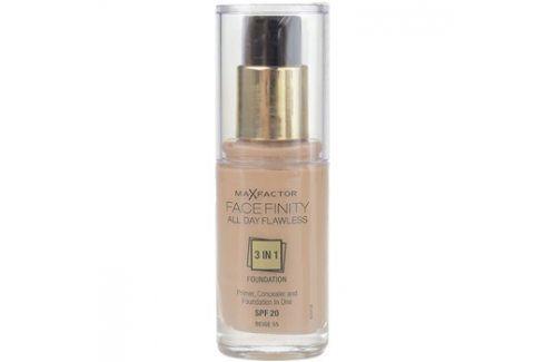 Max Factor Facefinity make-up 3 v 1 odstín 55 Beige SPF20  30 ml up