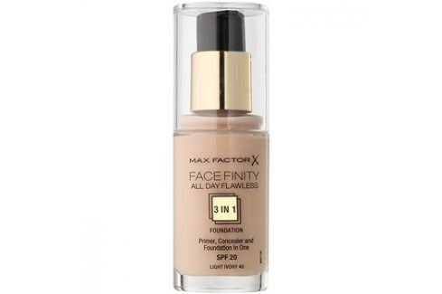 Max Factor Facefinity make-up 3 v 1 odstín 40 Light Ivory  30 ml up