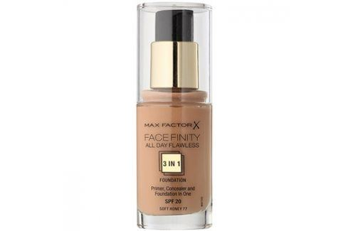 Max Factor Facefinity make-up 3 v 1 odstín 77 Soft Honey  30 ml up