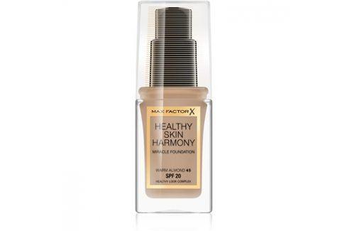 Max Factor Healthy Skin Harmony tekutý make-up SPF 20 odstín 45 Warm Almond 30 ml up