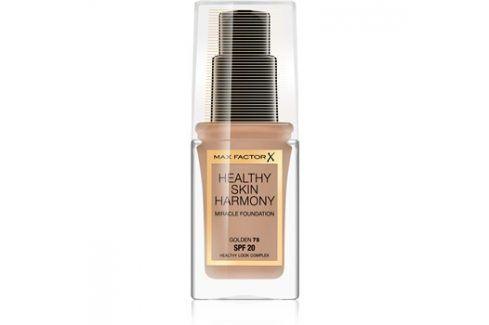 Max Factor Healthy Skin Harmony tekutý make-up SPF 20 odstín 75 Golden 30 ml up