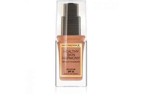 Max Factor Healthy Skin Harmony tekutý make-up SPF 20 odstín 80 Bronze 30 ml up