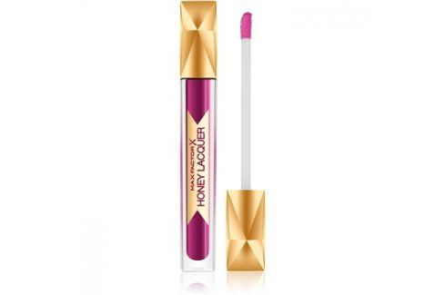 Max Factor Honey Lacquer lak na rty odstín Blooming Berry Lesky na rty
