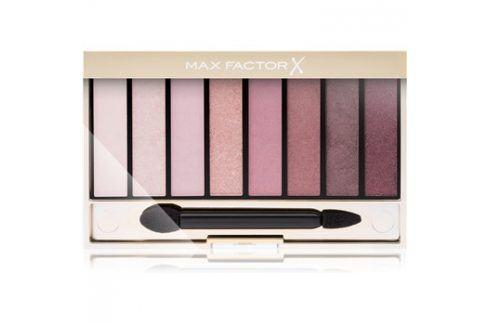 Max Factor Masterpiece Nude Palette paleta očních stínů odstín 03 Rose Nudes 6,5 g Oční stíny