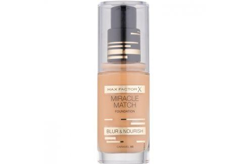 Max Factor Miracle Match tekutý make-up s hydratačním účinkem odstín 85 Caramel 30 ml up