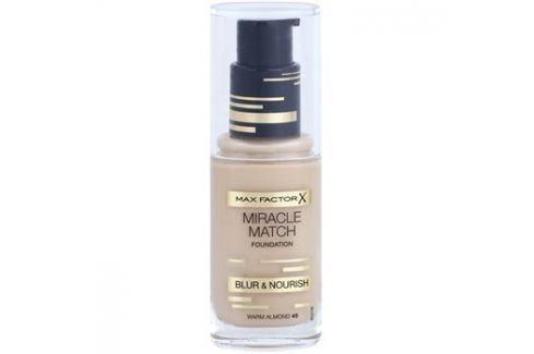 Max Factor Miracle Match tekutý make-up s hydratačním účinkem odstín 45 Warm Almond 30 ml up