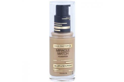 Max Factor Miracle Match tekutý make-up s hydratačním účinkem odstín 75 Golden 30 ml up