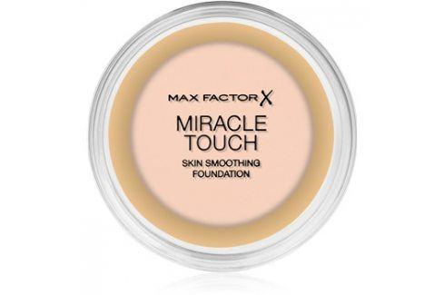 Max Factor Miracle Touch make-up pro všechny typy pleti odstín 40 Creamy Ivory  11,5 g up