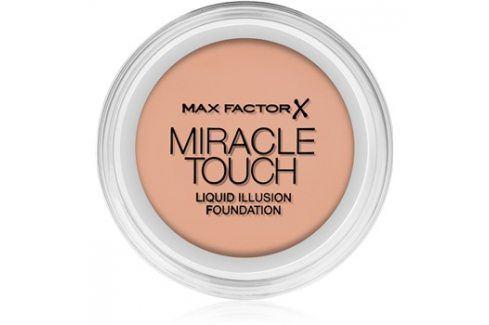 Max Factor Miracle Touch make-up pro všechny typy pleti odstín 65 Rose Beige  11,5 g up