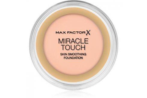 Max Factor Miracle Touch make-up pro všechny typy pleti odstín 60 Sand  11,5 g up