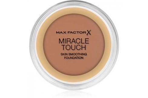 Max Factor Miracle Touch make-up pro všechny typy pleti odstín 85 Caramel  11,5 g up
