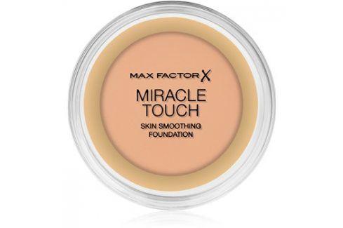Max Factor Miracle Touch make-up pro všechny typy pleti odstín 80 Bronze  11,5 g up