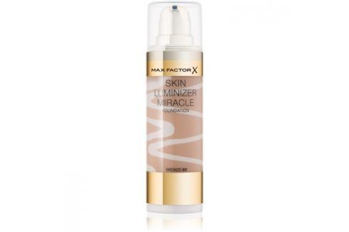 Max Factor Skin Luminizer Miracle rozjasňující make-up odstín 80 Bronze 30 ml up