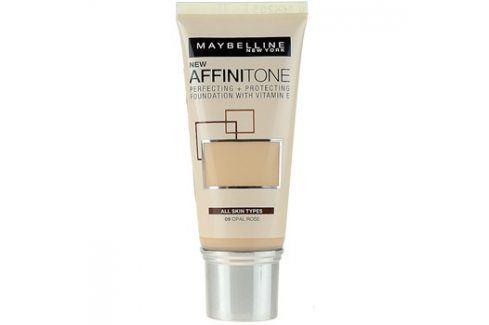 Maybelline Affinitone hydratační make-up odstín 09 Opal Rose 30 ml up