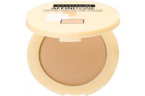 Maybelline Affinitone kompaktní pudr odstín 24 Golden Beige 9 g Pudry